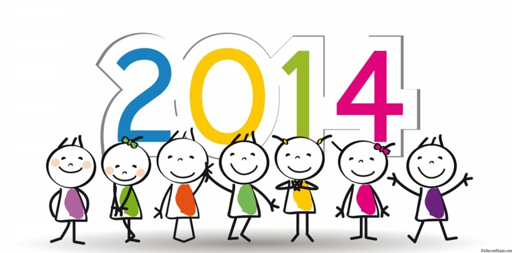 new year's day 2014 clipart - photo #1